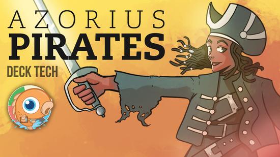 Image for Instant Deck Tech: Azorius Pirates (Standard)