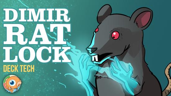 Image for Instant Deck Tech: Dimir Rat Lock (Pauper)