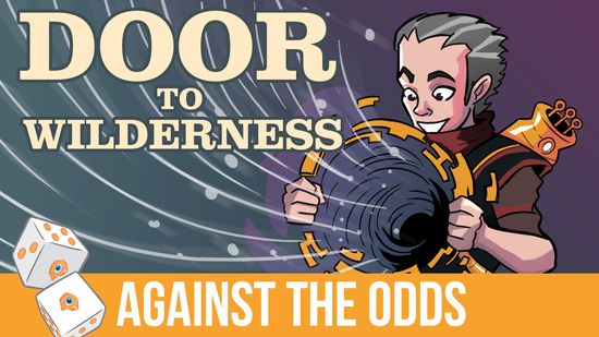 Image for Against the Odds: Door to the Wilderness (Modern, Magic Online)