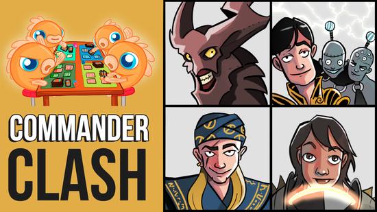 Commander clash 2019 week7