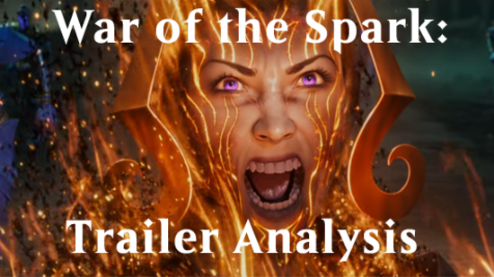 War trailer analysis