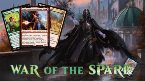 Image for War of the Spark Spoilers — April 2, 2019 | Fblthp and Mowu