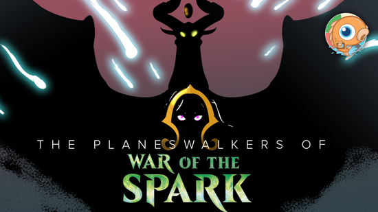 Image for The Planeswalkers of War of the Spark