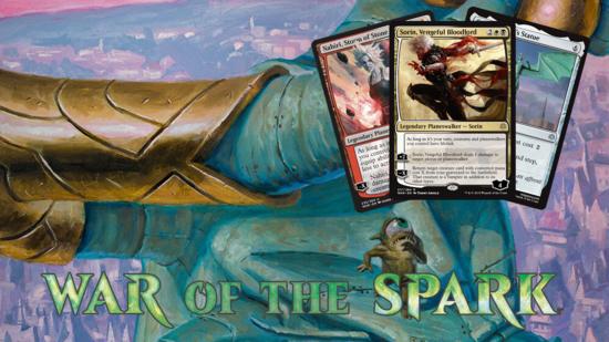 Image for War of the Spark Spoilers — April 3, 2019 | Sorin vs Nahiri