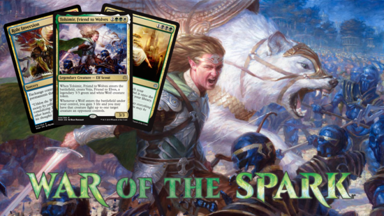 Image for War of the Spark Spoilers — April 4, 2019 | Tolsimir and Voja