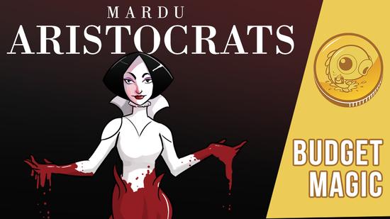Image for Budget Magic: $92 (11 tix) Mardu Aristocrats (Modern, Magic Online)
