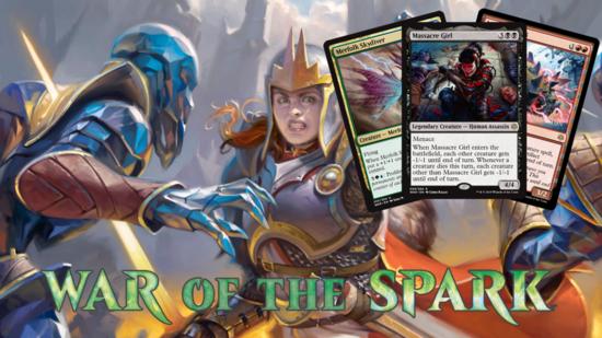 Image for War of the Spark Spoilers — April 5, 2019 | Massacre Girl