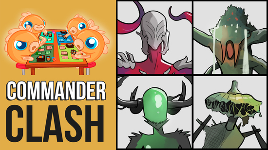 Commander clash 2019 week9