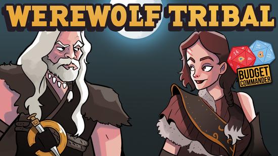 Budget commander werewolves