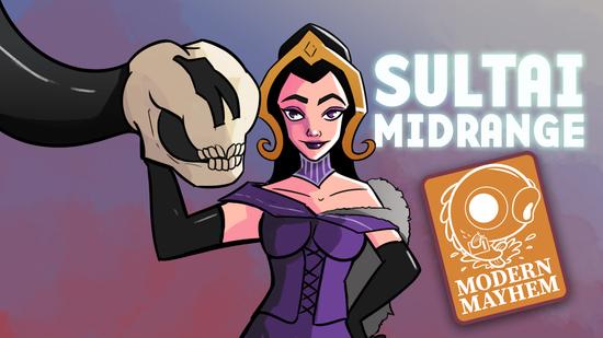 Image for Modern Mayhem: Sultai Midrange (Modern, Magic Online)