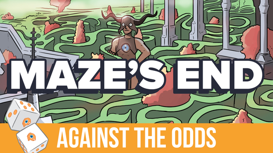 Image for Against the Odds: Maze's End (Modern, Magic Online)