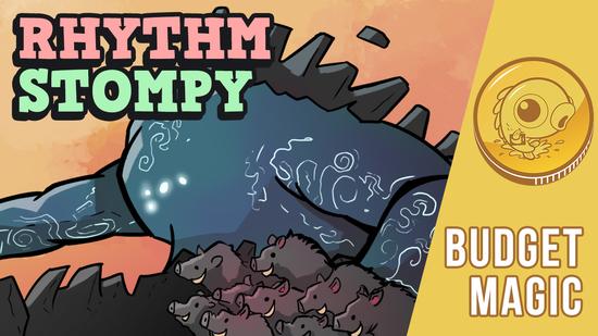 Image for Budget Magic: Rhythm Stompy (Modern, Magic Online)
