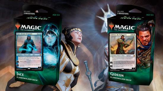 War planeswalker decks