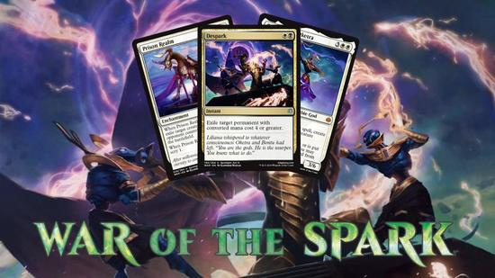 Image for War of the Spark Spoilers — April 18, 2019 | Ugin and Oketra