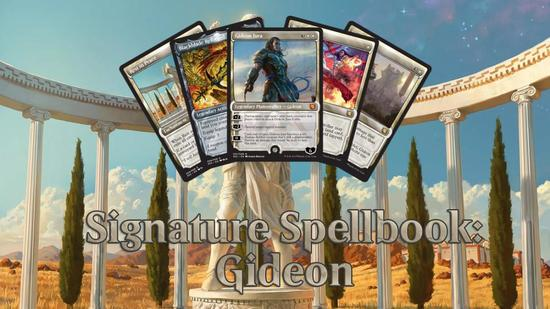 Gideon spellbook