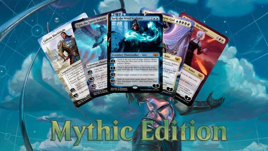 Image for War of the Spark: Mythic Edition Previews