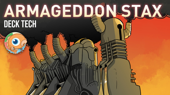 Image for Instant Deck Tech: Armageddon Stax (Legacy)