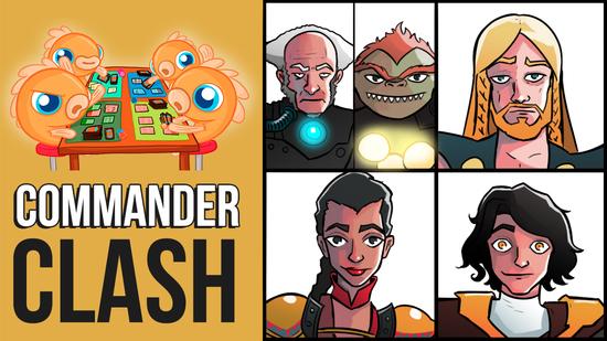 Commander clash 2019 week11