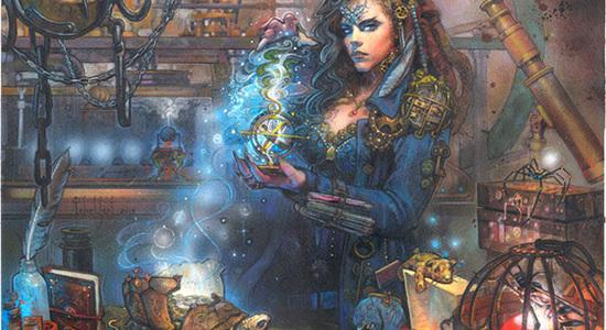 Image for Budget Commander: Sydri, Galvanic Genius