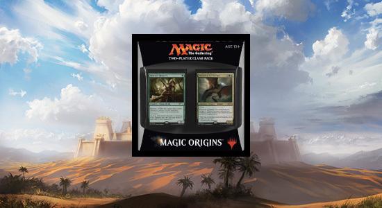 Image for Playtest: Magic Origins Clash Pack + $10 Upgrades
