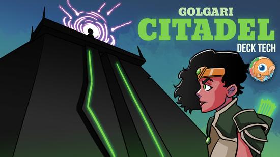 Image for Instant Deck Tech: Golgari Citadel (Standard)