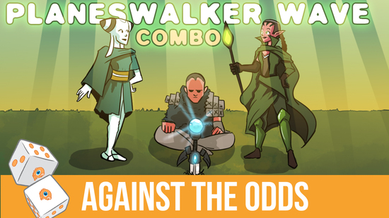 Image for Against the Odds: Planeswalker Wave Combo (Standard, Magic Arena)
