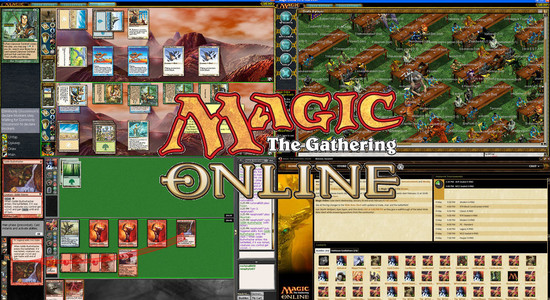 Image for The Complete History of Magic Online
