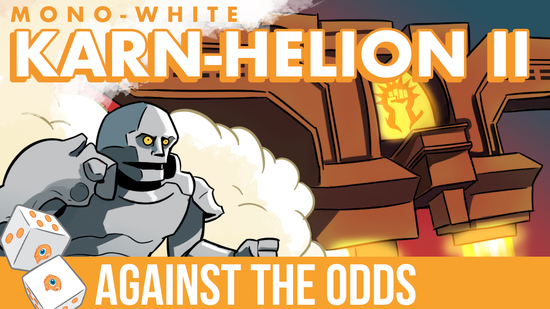 Image for Against the Odds: Mono-White Karn-helion II (Standard, Magic Arena)