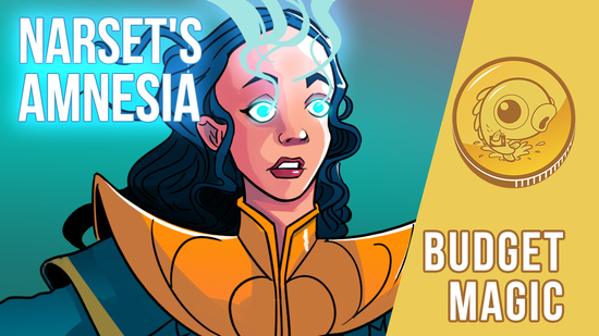 Image for Budget Magic: $86 (11 tix) Narset's Amnesia (Standard, Magic Arena)