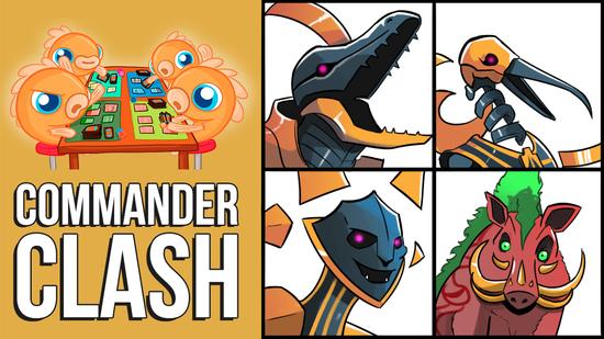 Commander clash 2019 week13