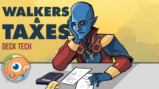 Image for Instant Deck Tech: Walkers and Taxes (Modern)