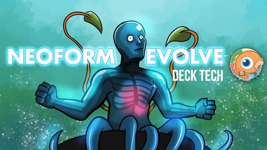 Image for Instant Deck Tech: Neoform Evolve (Modern)
