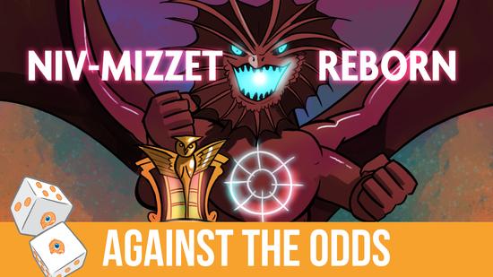 Image for Against the Odds: Niv-Mizzet Reborn (Standard, Magic Arena)
