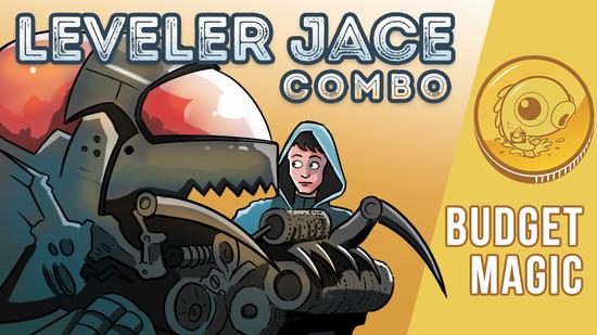 Image for Budget Magic: $95 (22 tix) Leveler Jace Combo (Modern, Magic Online)