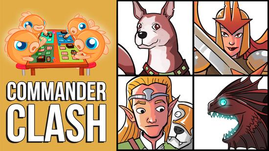 Commander clash 2019 week14