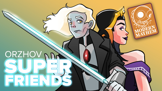 Image for Modern Mayhem: Orzhov Superfriends (Modern, Magic Online)