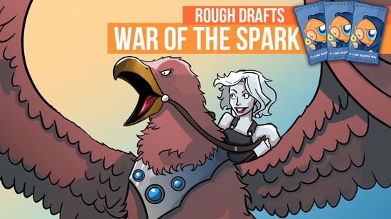Rough drafts war