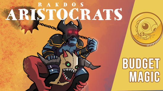 Image for Budget Magic: $66 (16 tix) Rakdos Aristocrats (Standard, Magic Arena)