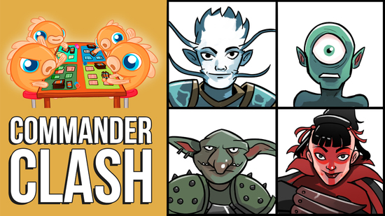 Commander clash 2019 week15