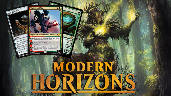 Image for Modern Horizons Spoilers — May 24, 2019 | New Planeswalker Wrenn and Six!