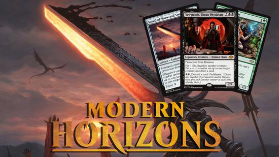 Image for Modern Horizons Spoilers — May 27, 2019 | Yawgmoth!