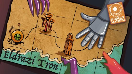 Image for Modern Mayhem: Eldrazi Tron (Modern, Magic Online)