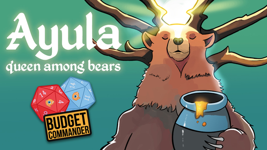 Image for Budget Commander: Ayula, Queen Among Bears | $30, $60, $90, $190