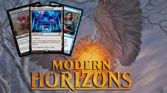 Image for Modern Horizons Spoilers — May 29, 2019 | Heliod's Generosity