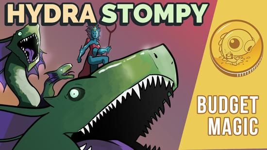 Image for Budget Magic: $84 (9 tix) Hydra Stompy (Standard, Magic Arena)