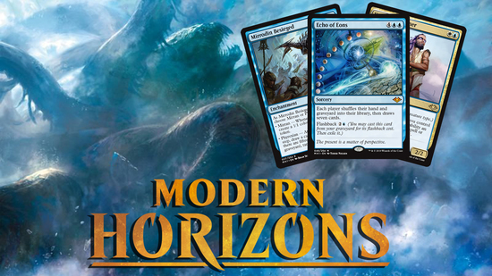 Image for Modern Horizons Spoilers — May 30, 2019 | Marit Lage's Slumber