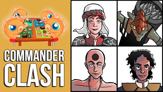 Commander clash 2019 week16