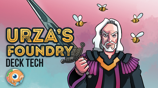 Image for Instant Deck Tech: Urza's Foundry (Modern)