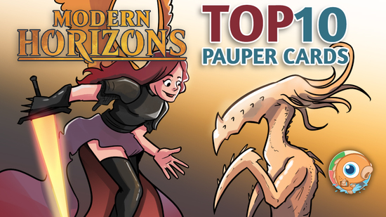 Image for Modern Horizons: Top 10 Pauper Cards