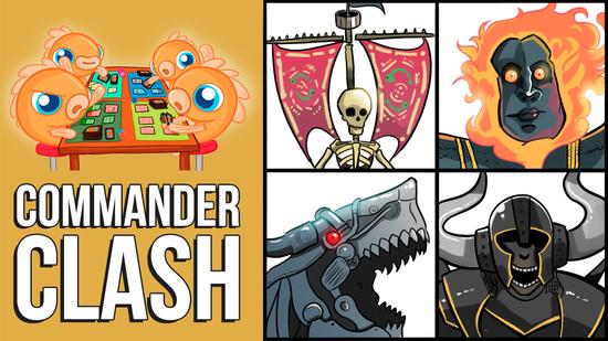 Commander clash 2019 week17